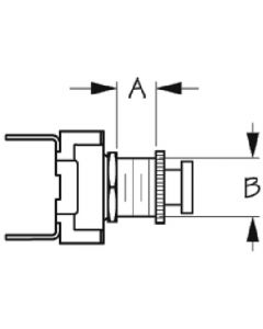 SeaDog Line Horn Button