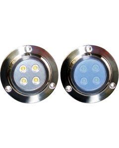 Seasense LED Flush-Mount Underwater Lights
