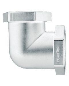 Plastic Elbows (Brass Fittings)