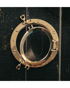 Decorative Brass Porthole Windows