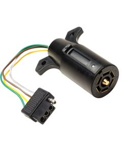 """Round Adapter with 8"""" Wire - Seachoice"""
