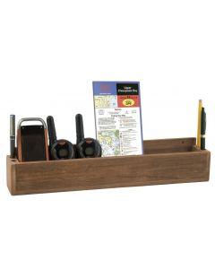 Teak Navigation Tray / Rack - SeaTeak