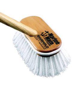 Marine Mate Brush With Wooden Handle (Shurhold)