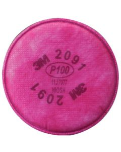 Respirator Replacement Filters (3m Marine)