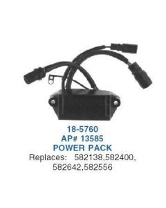 Evinrude Power Packs