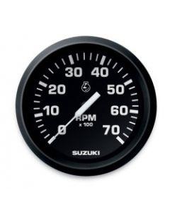 """Suzuki 4"""" Tachometer Gauge"""