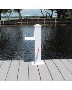 Marine Water Dock Pedestals - C&M Marine Products