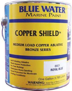 Blue Water Marine Paint Copper Shield, Ablative, 45 Copper