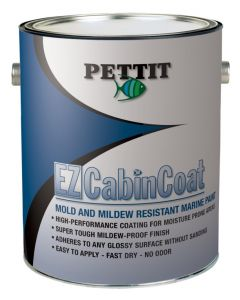 EZ-Cabin Coat Mold And Mildew Proof Interior Paint - Pettit Paint