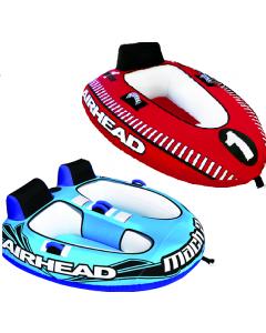 Airhead Mach 1, 2 Person Boat Towables