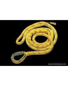 New England Ropes Mooring Pendants, Poly / Nylon With Thimble Mooring Lines