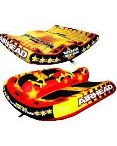 Airhead Rock Star 3, 4 Person Rider Boat Towables