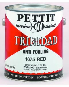 Trinidad High Copper Hard Antifouling - Pettit Paint