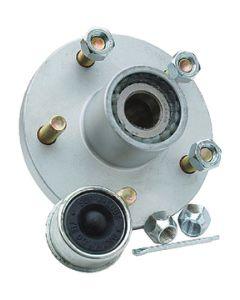 """Tie Down Engineering 5 Stud Super Lube Uhi Hub Kit, 1-3/8"""" - 1-1/16"""", 1750 Lb. - Galvanized"""