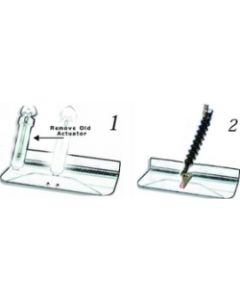 Nauticus Smart Tabs Trim Tabs Conversion Kit, 21'-25', 4750 lb