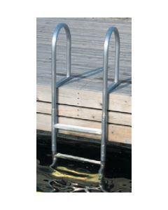 Dock Edge Dock Ladder, 5 Step, Welded, A