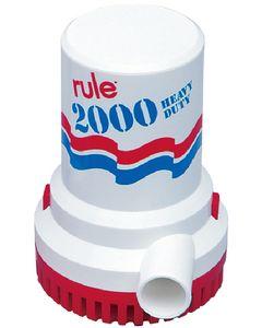 Rule Manual Bilge Pump