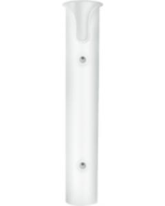 Seasense Single Tube Fishing Rod Holder, White