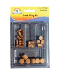 Handi-Man Teak Plug Kit