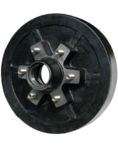 Tie Down Engineering 10 Hub Drum Assembly E-Coat