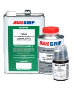 Awlgrip Slow Dry Topcoat Brsh Rd