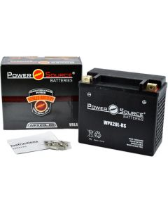 WPX20-BS SEALED BATTERY