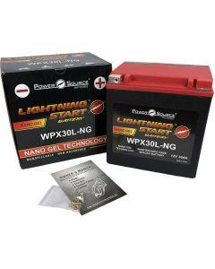 WPX30L-NG Nano Gel Battery