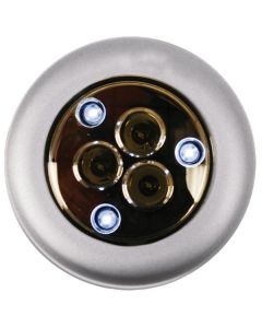 Seasense LED Instant Touch Push Light 3-Way Accent Boat Light