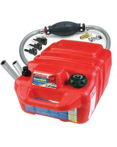 ALL-IN-ONE FUEL TANK PACKAGE