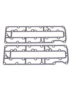 Sierra Exhaust Manifold Cover Plate Gasket - 18-2741