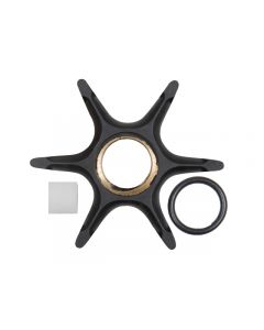 Sierra 18-3059 Water Pump Impeller for Johnson/Evinrude Outboard, Replaces 5001593, 389289, 391538, 395864, 397131, 435821, 439948, 435748, 394534