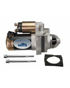 Sierra Starter Motor 18-5913 for Mercruiser, OMC Stern Drive, and Volvo Penta