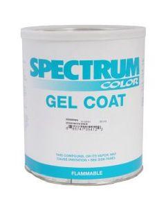 Spectrum Color Chaparral, 2000-2015, Mission White Color Boat Gel Coat