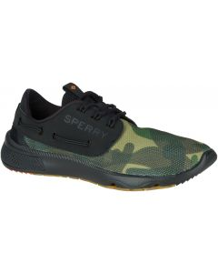 Sperry Men's 7 SEAS Camo Boat Shoe