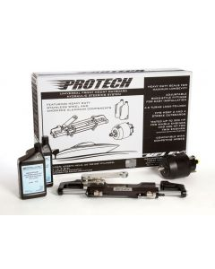 Uflex Protech Universal Hydraulic Outboard Steering Package