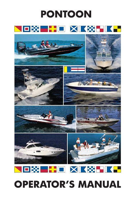 Ken Cook Co Pontoon Boats Boat Owner S Manual