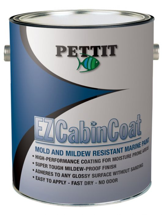 Ez Cabin Coat Mold And Mildew Proof Interior Paint Pet Iboats