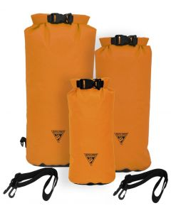 Seattle Sports DriLite Cove Sack 10Liter Dry Bag Orange
