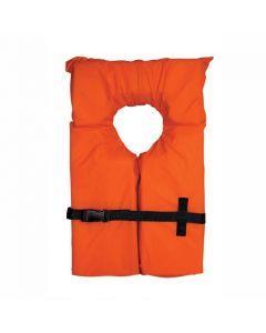 Type Ii Youth Keyhole  Orange