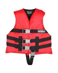 Child Gp Vest  Red