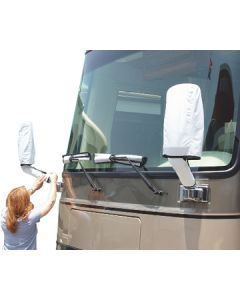 Adco Products Mirror & Wiper Blade Cvr Set - Rv Side Mirror And Windshield Wiper Covers Tyvek&Reg;