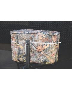 Adco Products Tank Cover-Lp Gas Dbl 20 Camo - Patterned Tank Cover