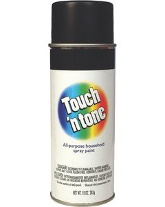 AP Products Dap 10 Oz Black Gloss Paint - Dap Touch N Tone Spray Paint