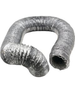 AP Products Flexable Air Duct Alum 4 X 25' - Flexible Air Duct