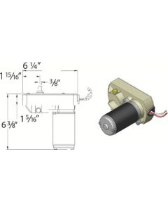 AP Products 18;1 Venture Actuator Motor - Slideout Replacement Parts
