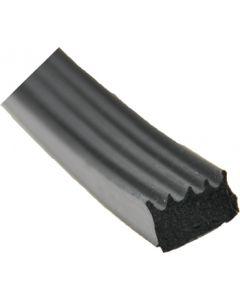 AP Products Foam Seal W/ Tape Black - Window/Door Seals