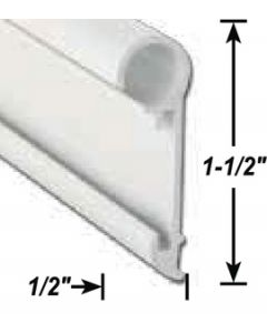 AP Products Inv Awn Rail Pw 16' @5 - Awning Rails