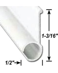 AP Products Awning Rail Pw 16' @5 - Awning Rails