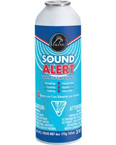 Falcon Safety Products Sound Alert 6 Oz. Refill