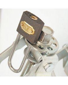 Bal Products Div Nco Pad Lock For X-Chock - X-Chock Padlock